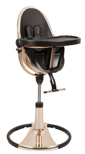 Bloom High Chair Fresco Rose Gold