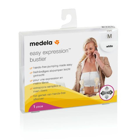 Medela Easy Expression Bustier - White