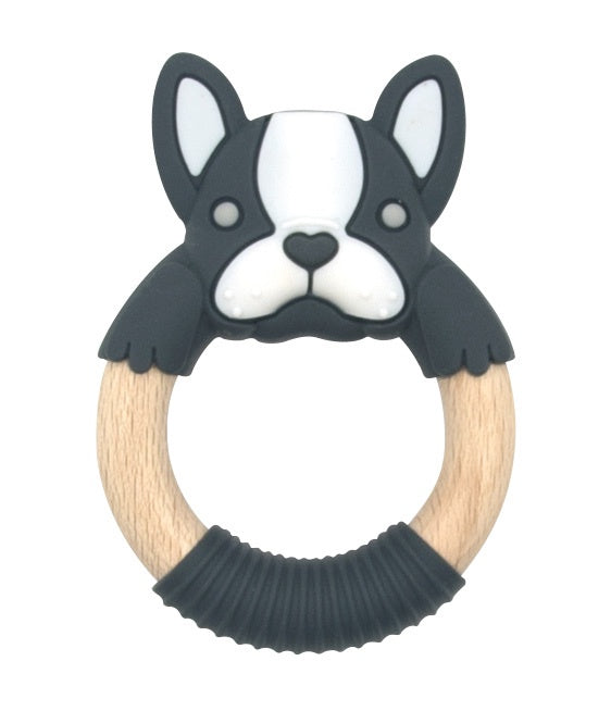BibiBaby Teething Rings - Frenchy