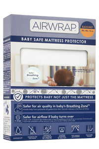 Airwrap Mattress Protector Bassinet