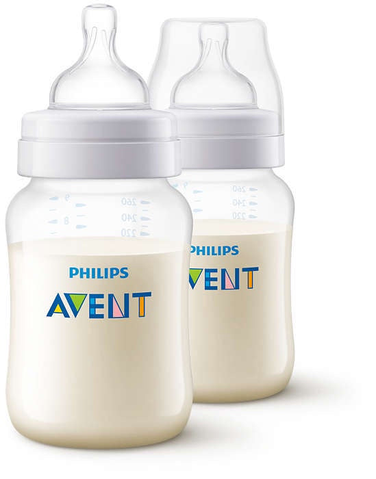 Avent PP Bottle 260ml 2pk