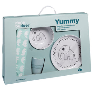Done by Deer Yummy Dinner Set