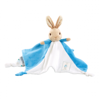 Peter Rabbit Comfort Blanket - Blue