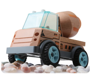 Discoveroo Build-A-Cement Mixer