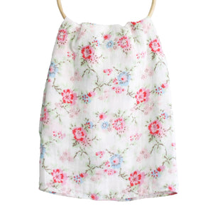 Alimrose Muslin Swaddle - Cottage Floral