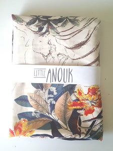 Little Anouk Oval Sheet
