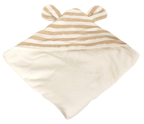 Silly Billyz Organic Hooded Towel