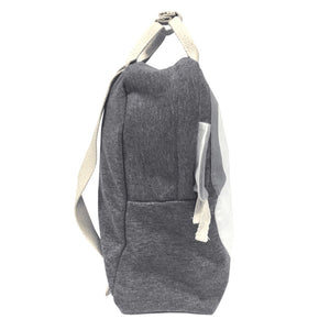 Mister Fly Backpack - Grey Bunny