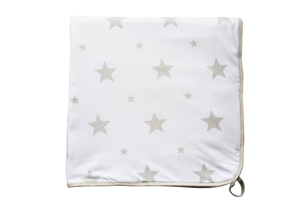 Little Turtle Baby Hooded Towel - Spots & Stars