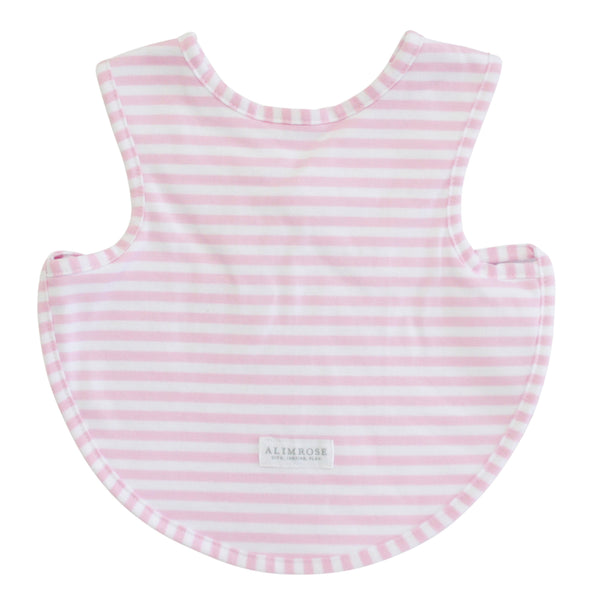 Alimrose Wrap Around Bib - Arm Holes, Back Fastening
