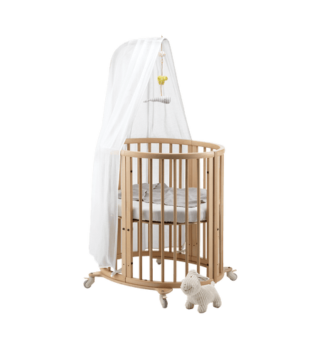 Stokke Sleepi Mini (Includes Drape Rod + Mattress)