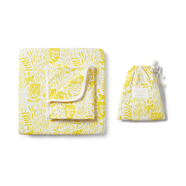 Wilson & Frenchy Cot Sheet Set