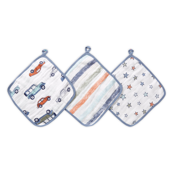 aden by Aden + Anais Washcloths