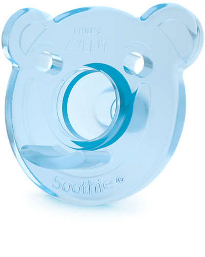 Avent Bear Soothie 3M+ 2pk
