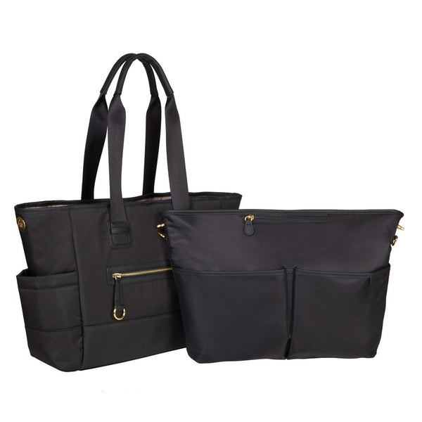 Skip Hop Chelsea 2-in-1 Downtown Chic Tote