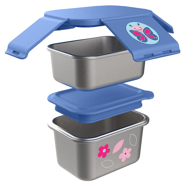 Skip Hop Stainless Steel Lunch Kit