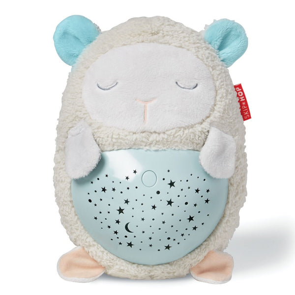 Skip Hop Hug Me Lamb Projection Soother