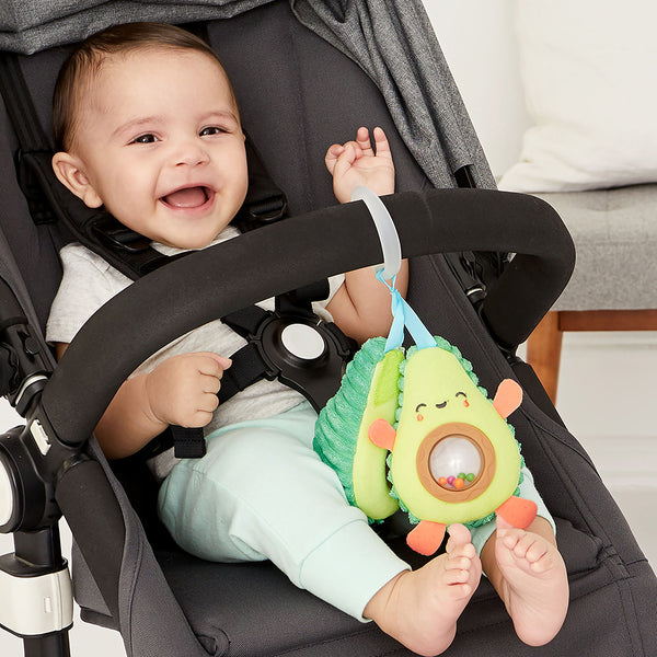 Skip Hop Farm Stand Avocado Stroller Toy