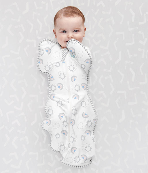 Love to Dream Rainbow Swaddle Up Limited Edition