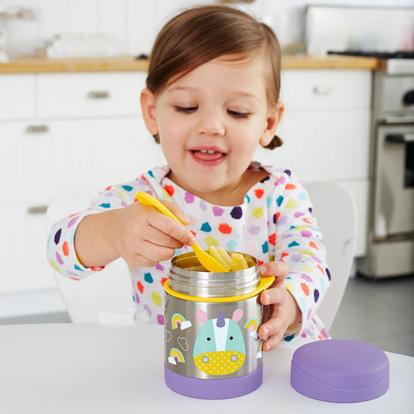 Skip Hop Zoo Insulated Food Jar