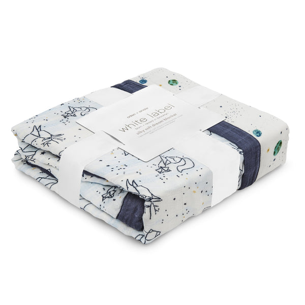 Aden + Anais White Label Silky Soft Dream Blanket