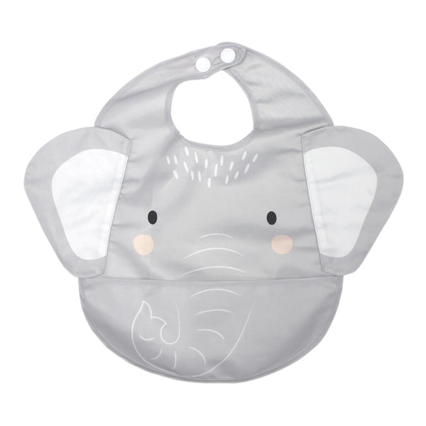 Mister Fly Wipeable Feeding Bib