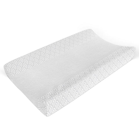 Lolli Living Oceania Change pad cover - Waves