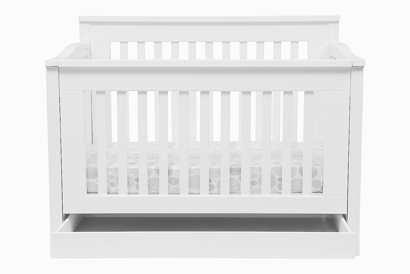 Cocoon Flair Cot 5 in 1 inc Mattress