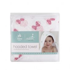 aden Disney Hooded Towel