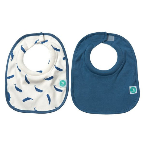 All4Ella Roll Neck Bibs 2pk