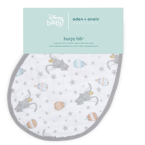 Aden + Anais Essentials Disney Burpy Bib - Dumbo
