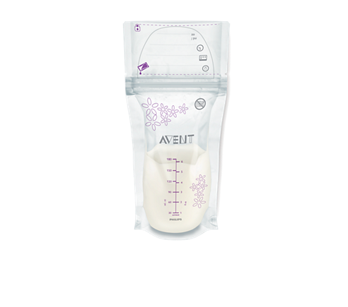 Avent Milk Storage Bag 180ml