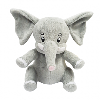 Golden Book Saggy Baggy Elephant Beanie 15cm