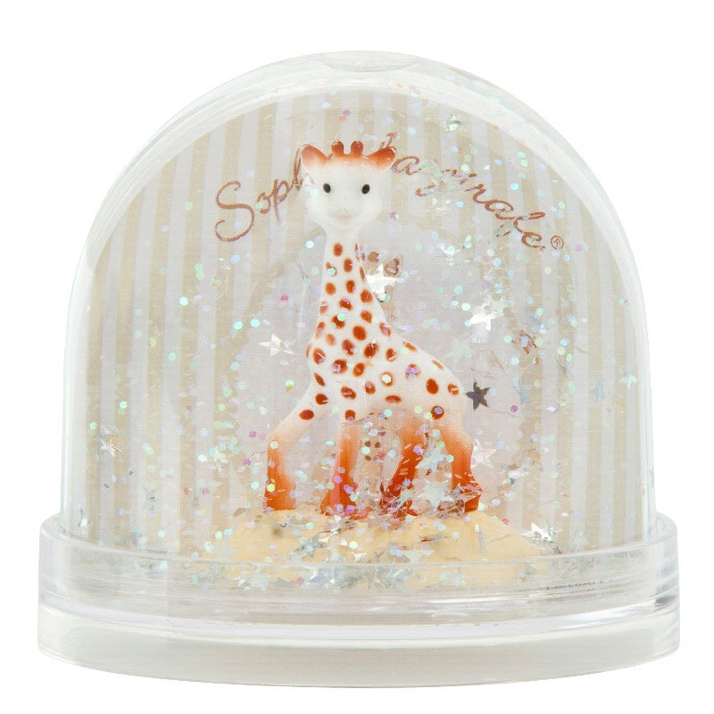 Sophie the Giraffe Water Globe