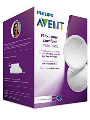 Avent Disposable Breast Pads 100pk