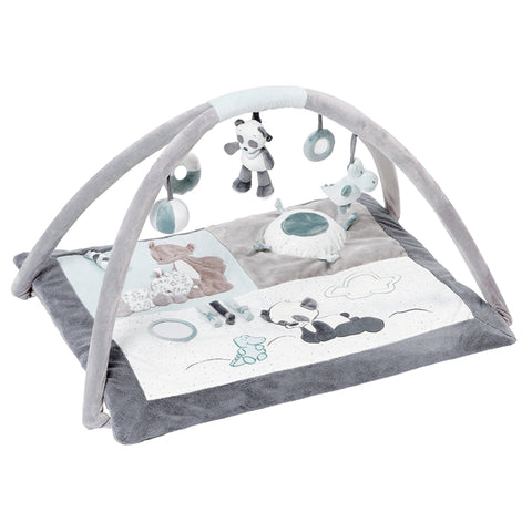 Nattou Playmat with Arches - LouLou, Lea & Hippolyte