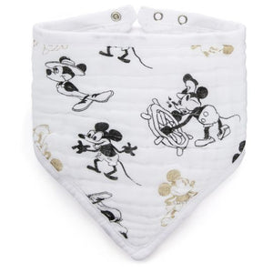 Aden + Anais Mickey's 90th Birthday Bandana Bib