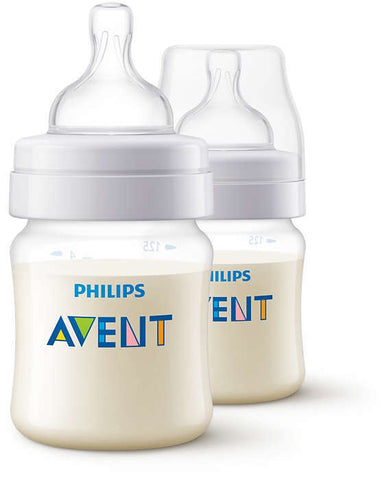 Avent PP Bottle 125ml 2pk