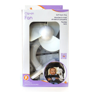 Dreambaby Clip On Stroller Fan