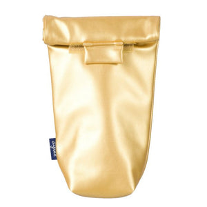 Difrax Insulated Bottle Bag - Gold
