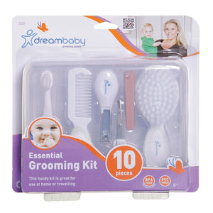 Dreambaby 10 Piece Essential Grooming Kit