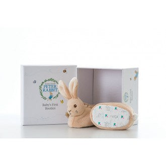 Peter Rabbit Booties Gift Set