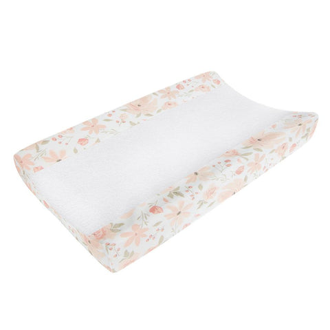 Lolli Living Meadow Change Pad Cover - Floral