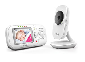 VTech Safe & Sound Full Colour Video and Audio Monitor BM2700