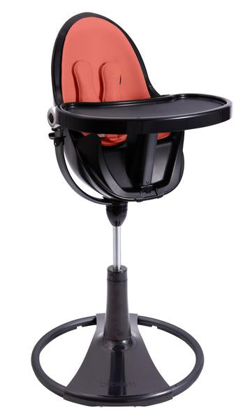 Bloom Fresco Highchair - Noir Frame