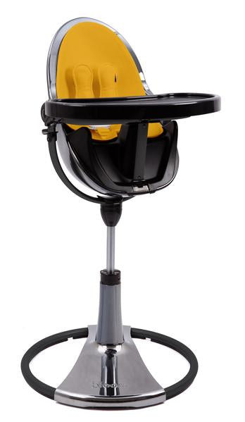 Bloom Fresco Highchair - Titanium Frame