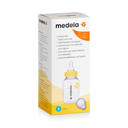 Medela Bottle with S Teat 150ml