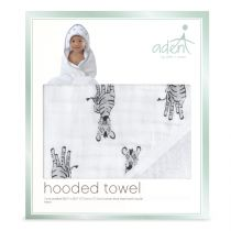 aden by Aden + Anais Hooded Towel