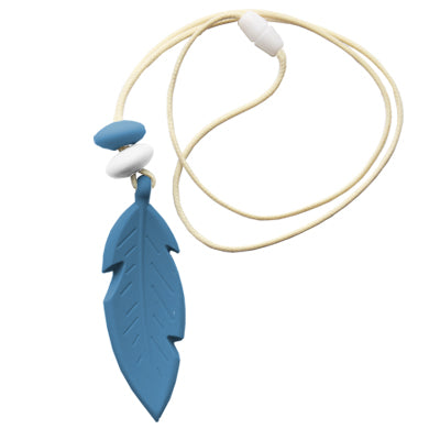 Nibbly Bits Feather Pendant