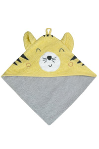 Weegoamigo Hooded Towel - Tiger